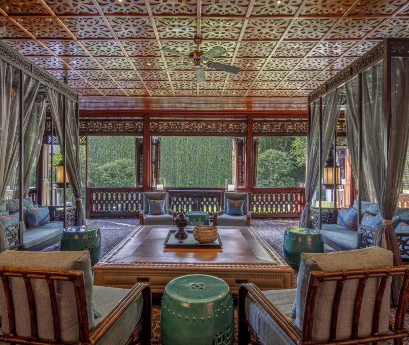 137 Pillars House Chiang Mai Parlour Lounge