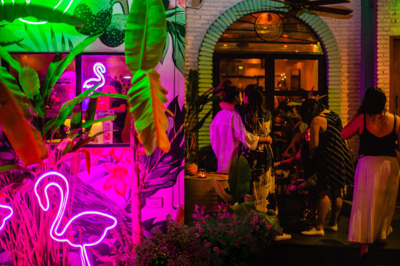 Restaurants Bars Bangkok: Tropic City