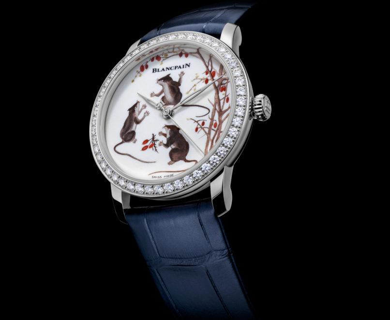 Blancpain Year of the Rat