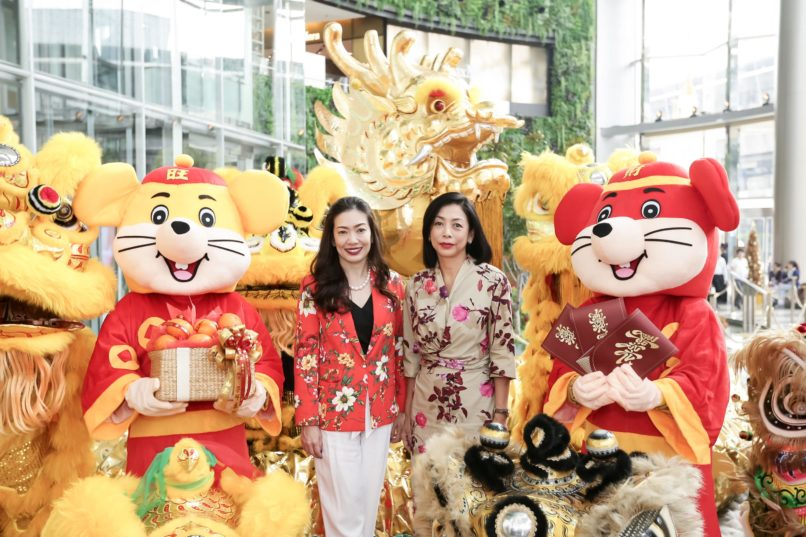 Siam Paragon, One Siam, Siam Center, Siam Discovery, Chinese New Year 2020, Year of the Rat