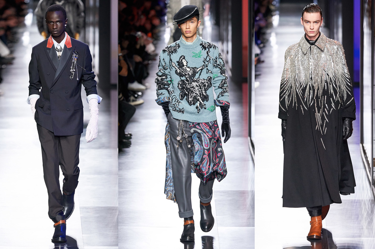 Dior FW20 menswear