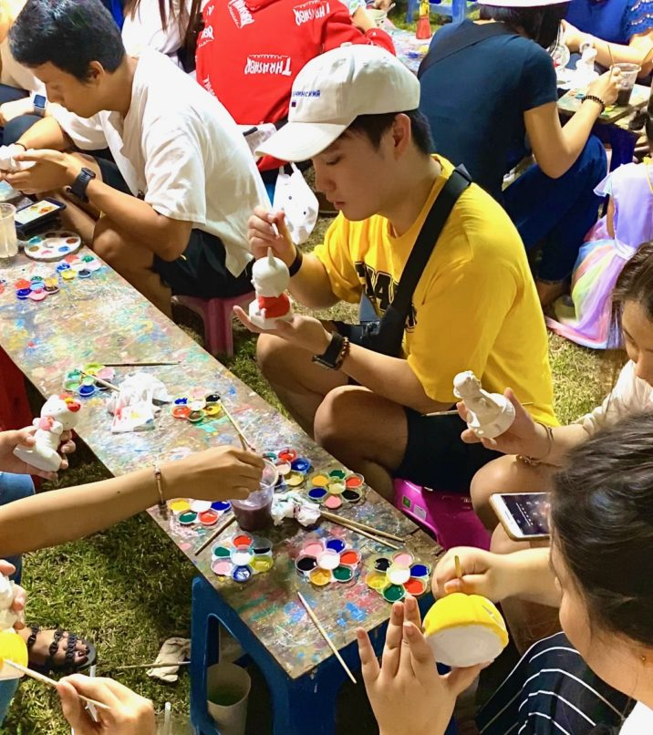 What to see in Bangkok - Pop-up fair at weekend market
