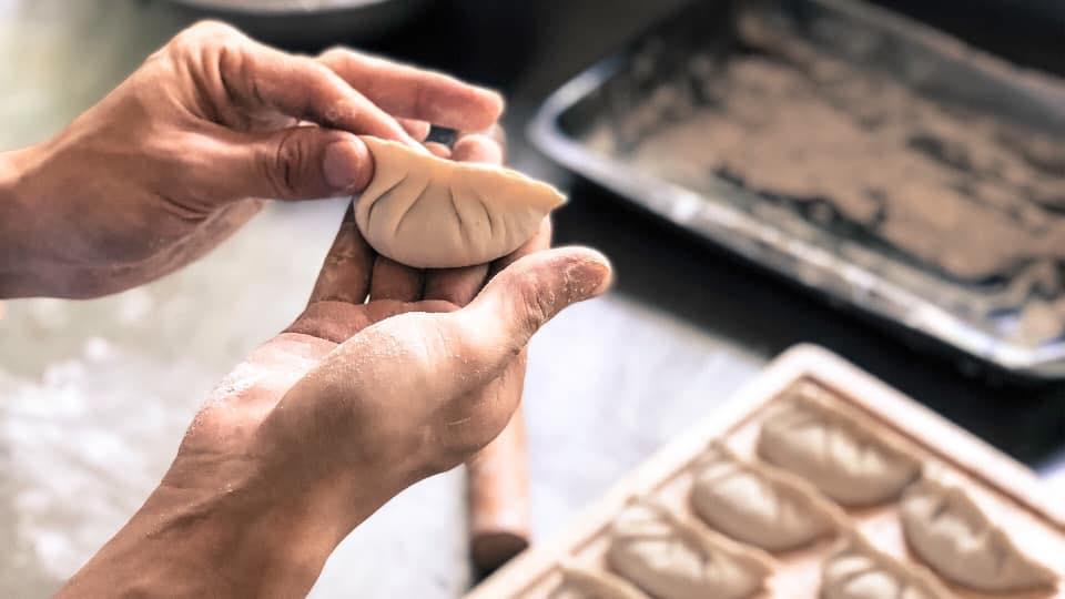 Best Dumplings Bangkok: Jiaozi