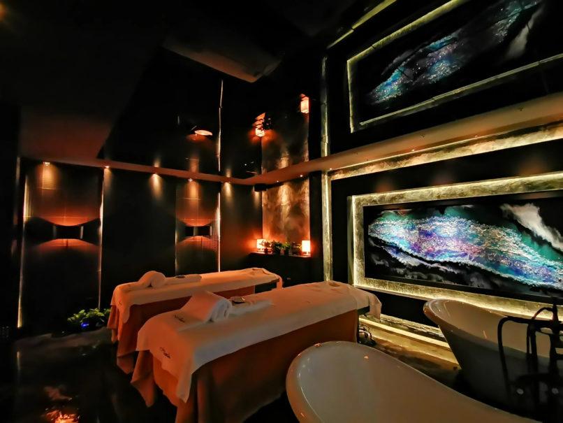 Where to stay in Bangkok - La zenza spa