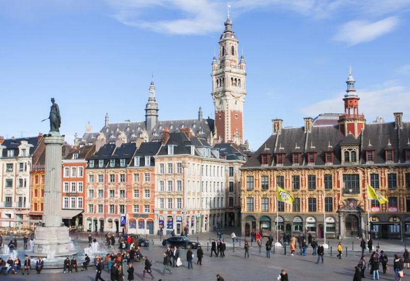 lille, France, travel, travel destinations, trending travel 2020, travel bucket list