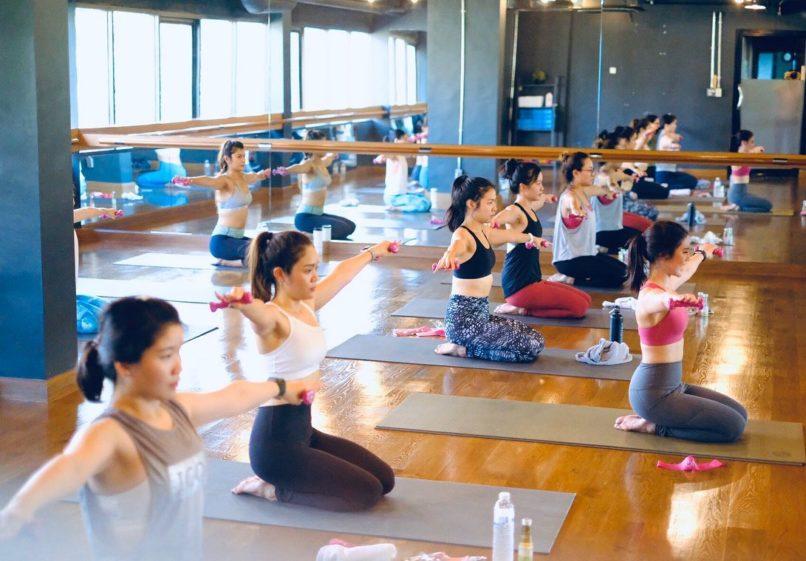 PIlates, Pilates Plus Bangkok, Knockout, Boxing, fitness regime, best workout classes, Bangkok workout classes, gym,