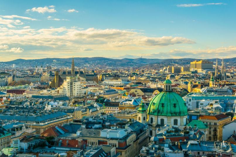 Vienna, travel, travel destinations, trending travel 2020, travel bucket list