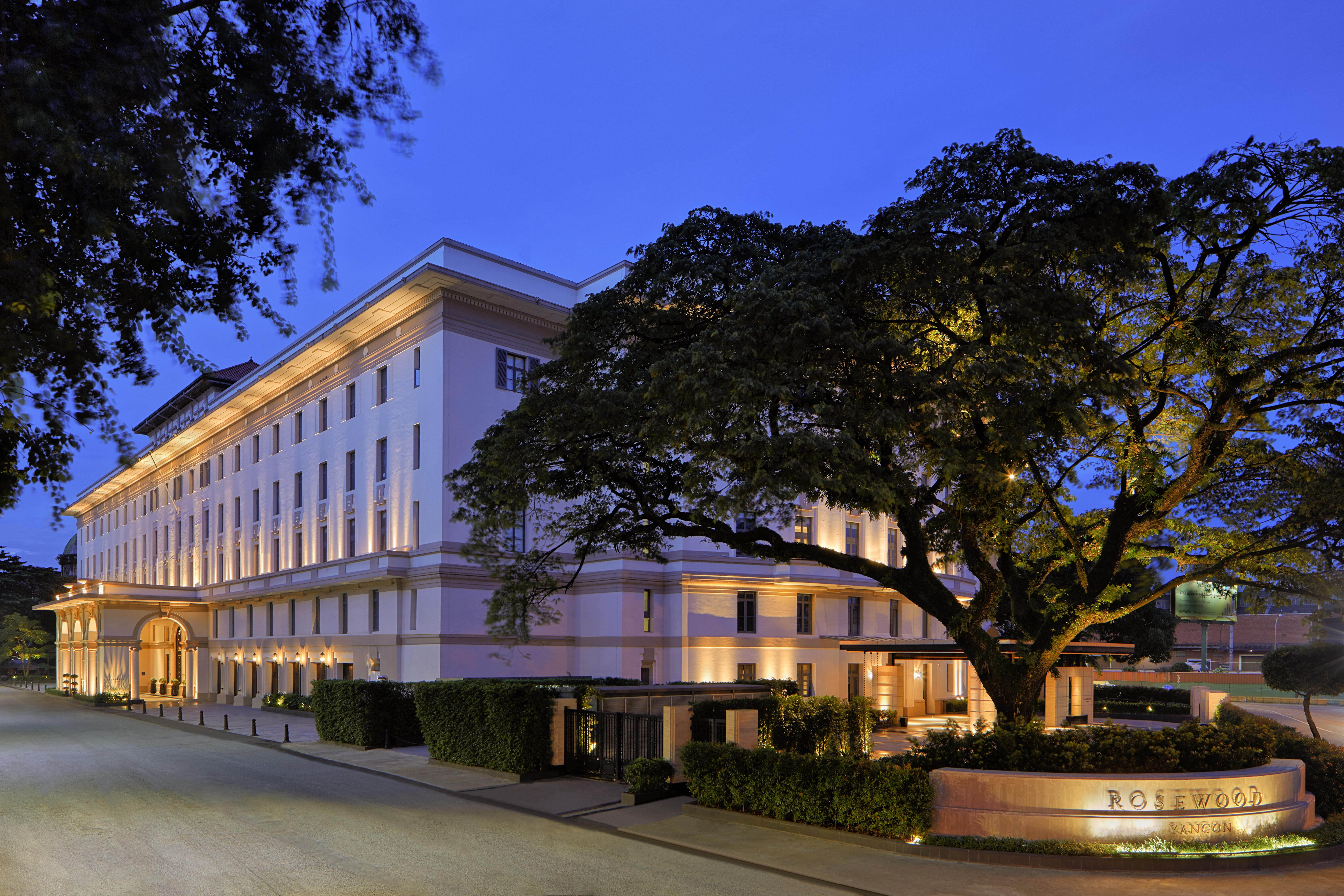 Rosewood Yangoon, Rosewood in Myanmar, Rosewood Hotels, New Law Courts, Enchanting Yangon, travel to Myanmar, best hotels Myanmar,