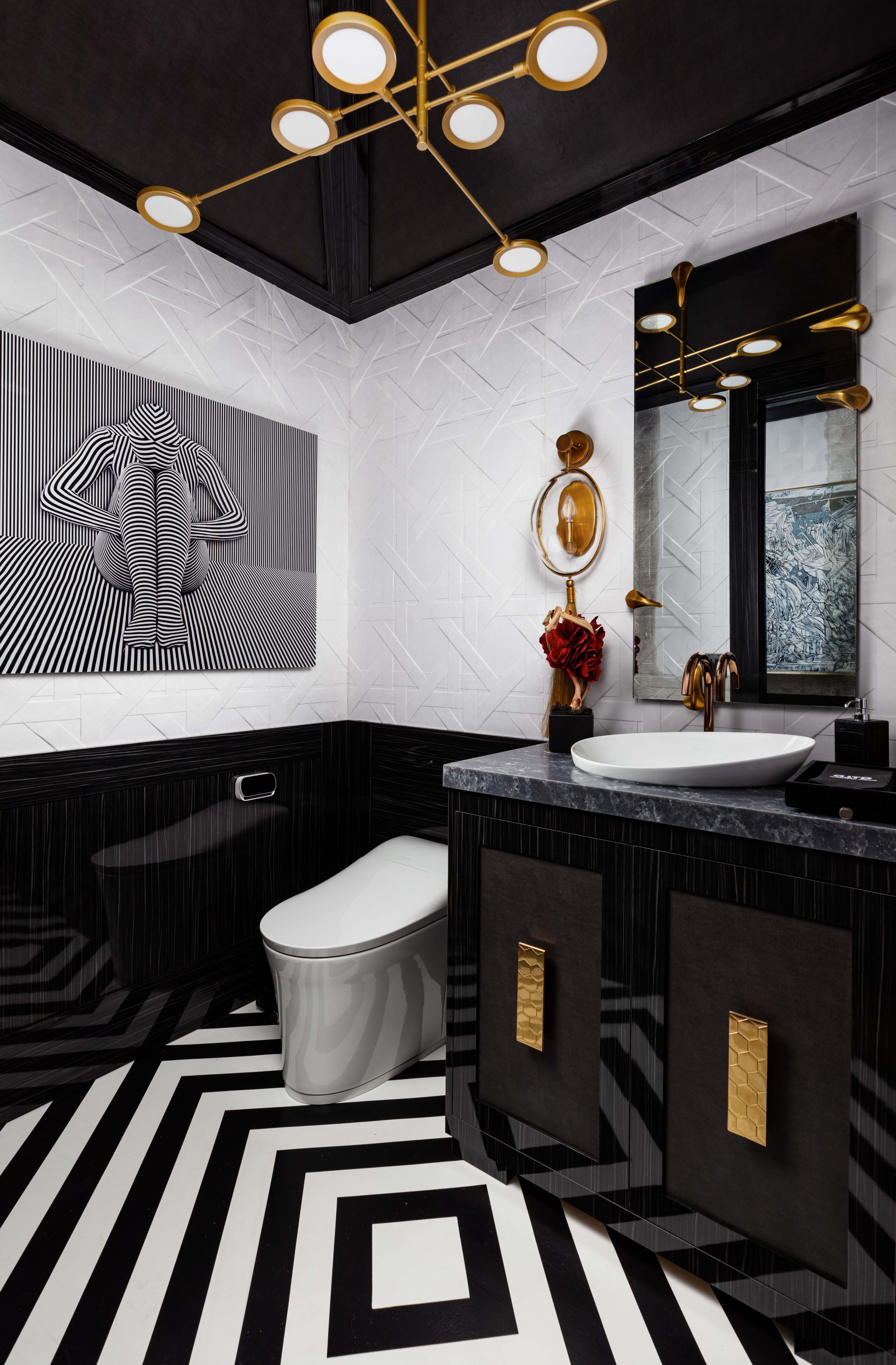 Bell Epoque Bathroom