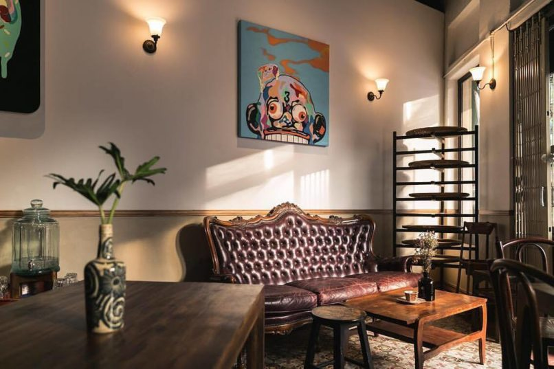 Boutique Hotels Bangkok Old Town: 103 Bed & Brews