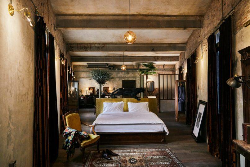 Boutique Hotels Bangkok Old Town: Mustang Blu