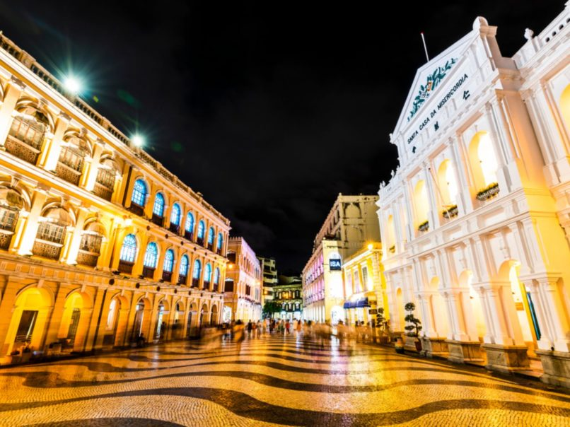 Macau - Eight new spots - Senado Square