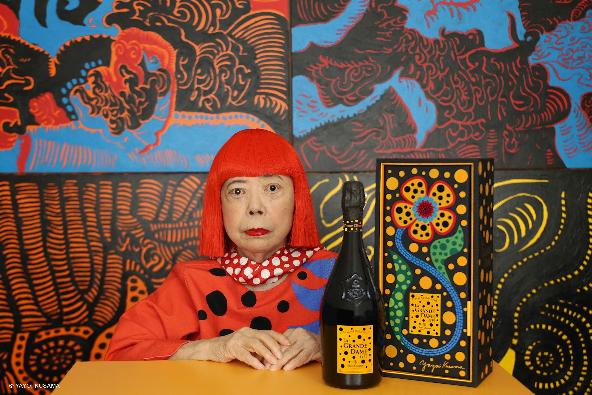 veuve-clicquot-yayoi-kusama-la-grande-madame-2012