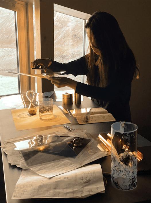 La Prairie's Pure Gold Collection