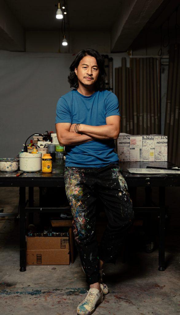 Michael Lau artist artoy
