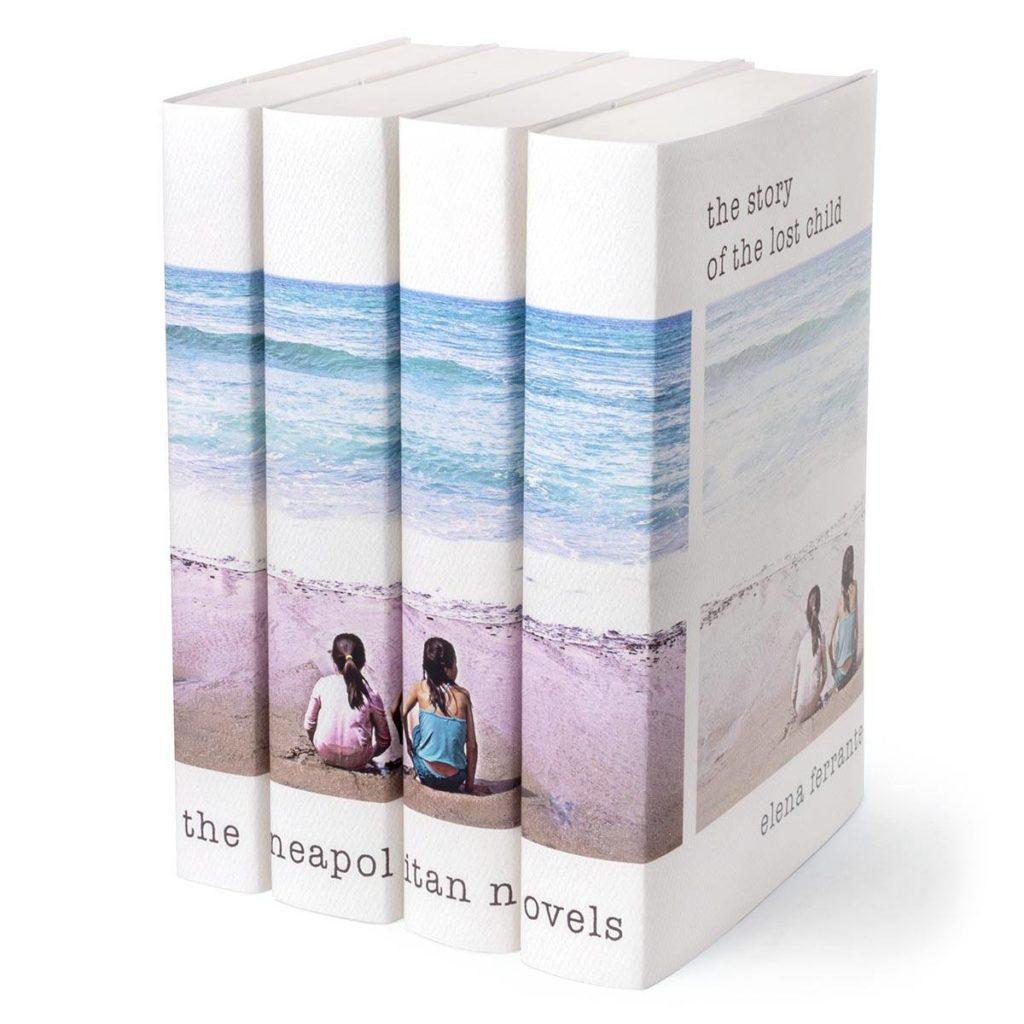 Neapolitan Novels, Elena Ferrante