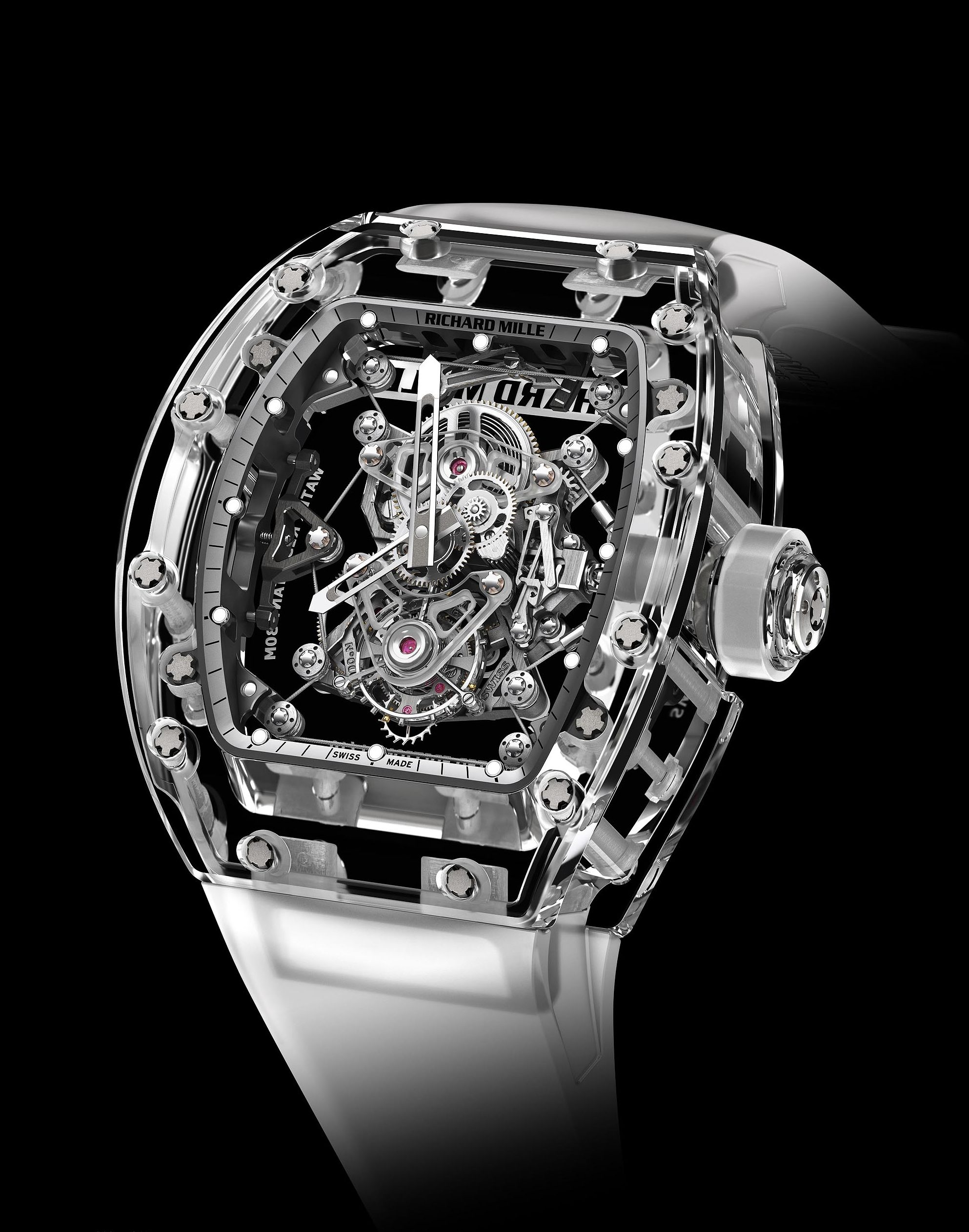 Why is it expensive: The 14 cr Richard Mille RM 56-02 Tourbillon Sapphire