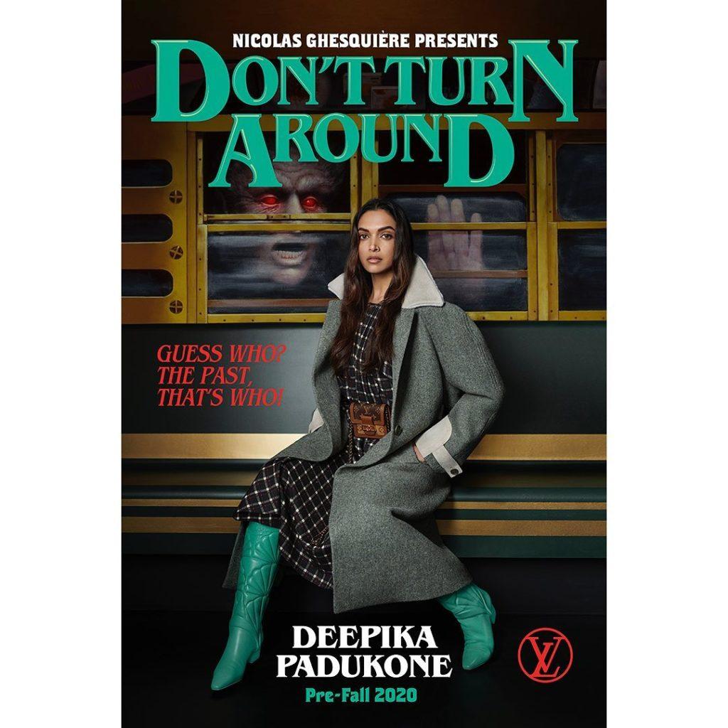 Deepika Padukone x Louis Vuitton