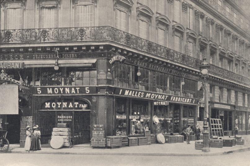Moynat's old boutique. Image: Courtesy Moynat