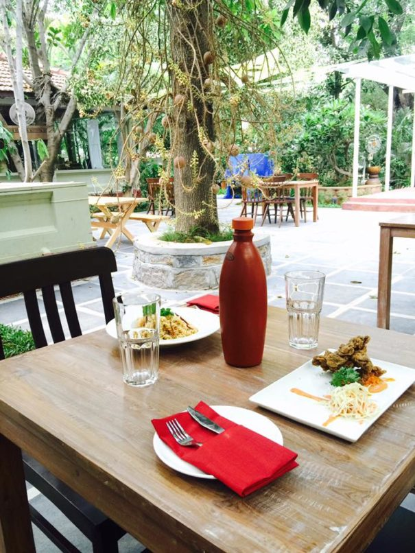 dining places in Hyderabad
