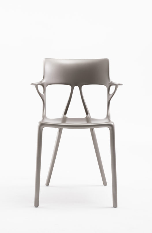Philippe Starck first AI chair