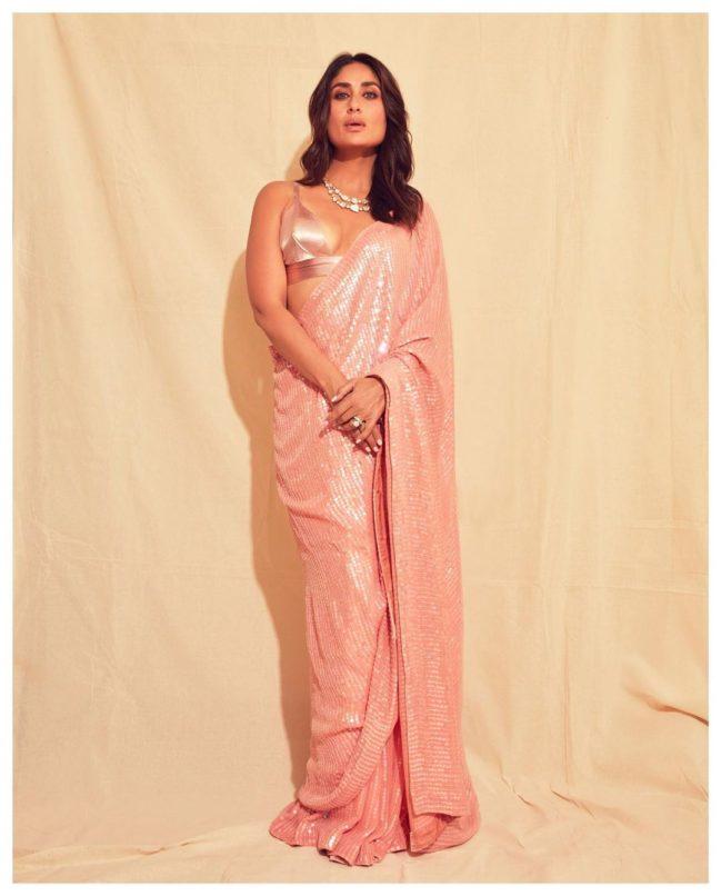 Kareena Kapoor Khan in Manish Malhotra. Image: Courtesy Instagram