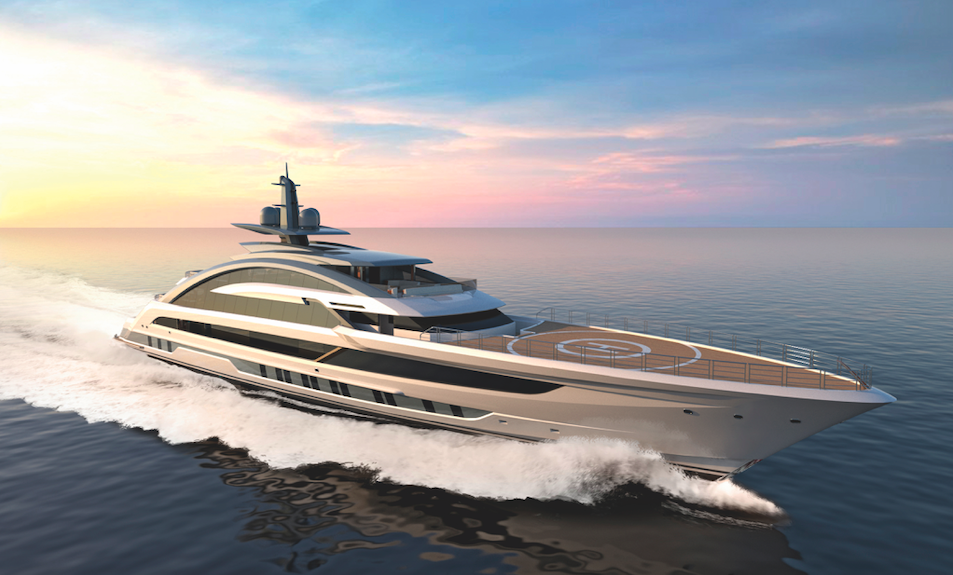 new yachts 2021