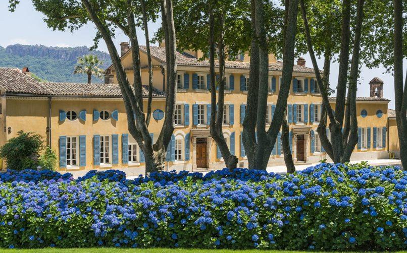 Chateau d'Esclans best rose