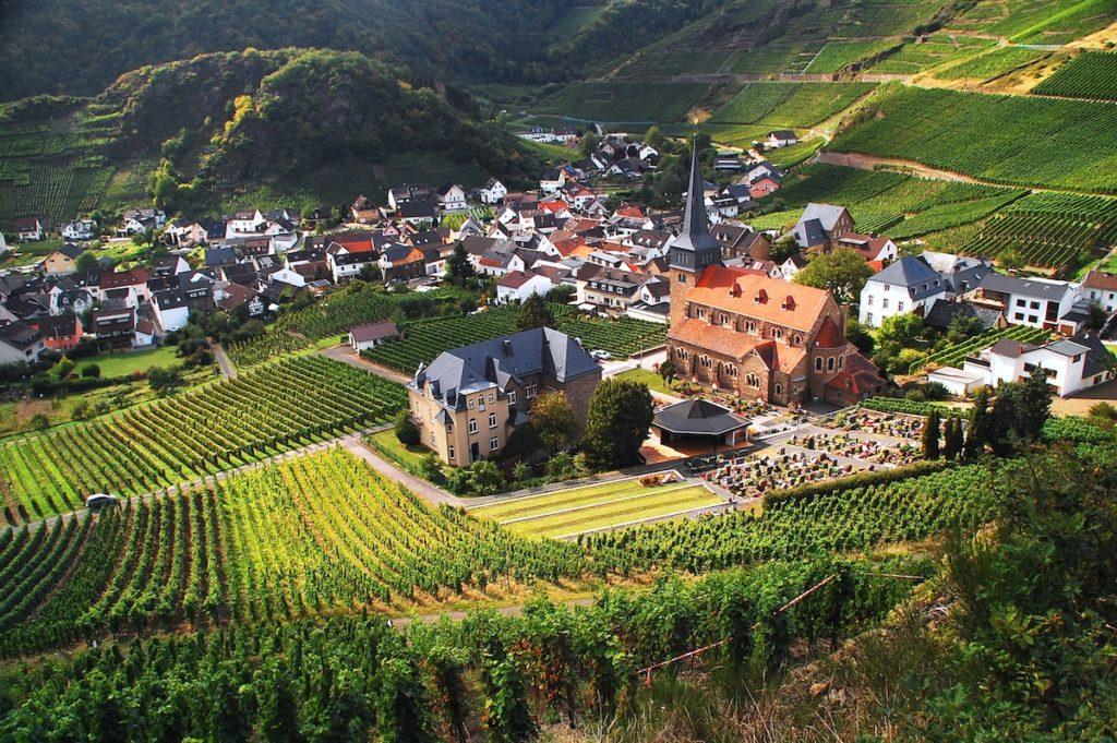 ahr wine regions germany