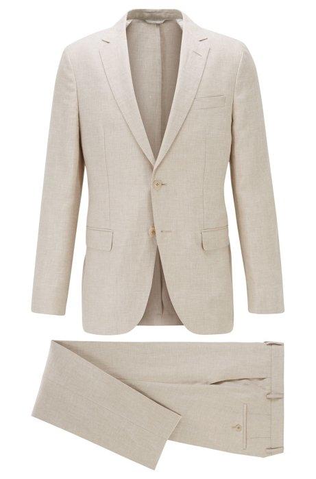 Hugo Boss vegan suit
