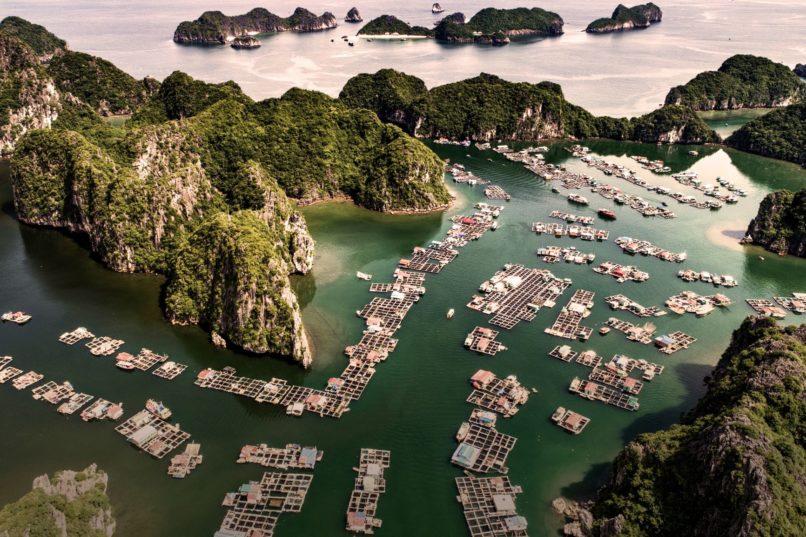 lan ha bay heritage line