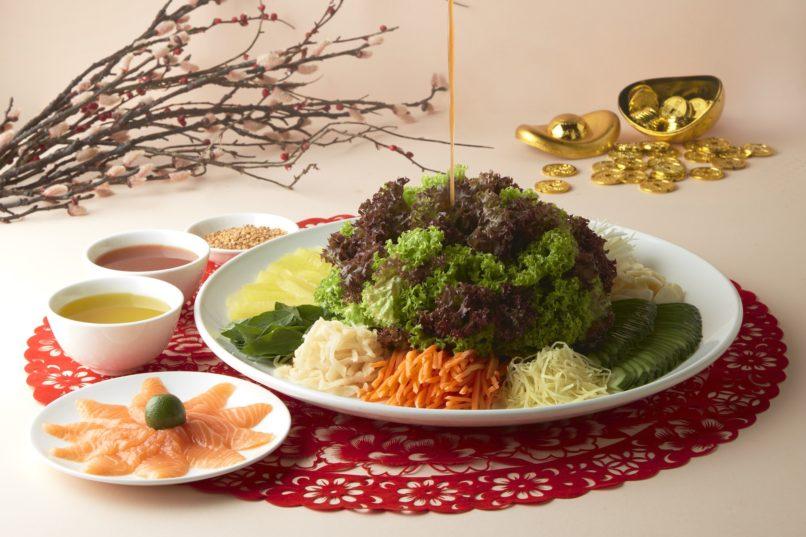 yu sheng Chui Huay Lim Teochew Cuisine