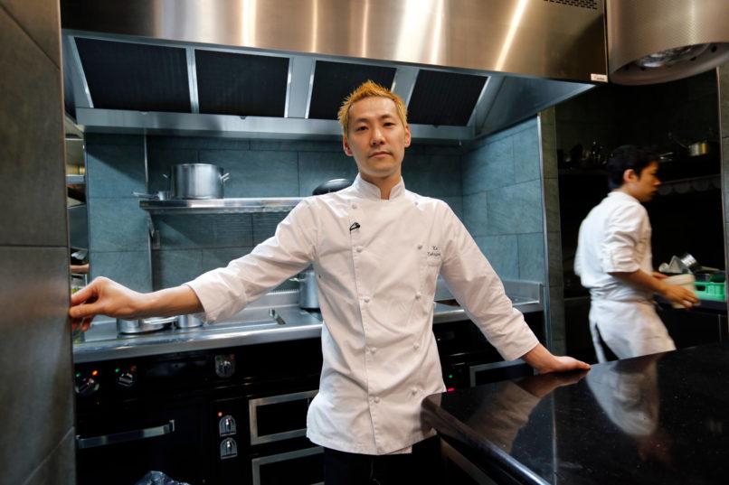Chef Kei Kobayashi