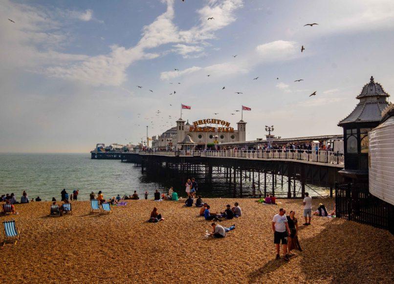 Brighton day trip london