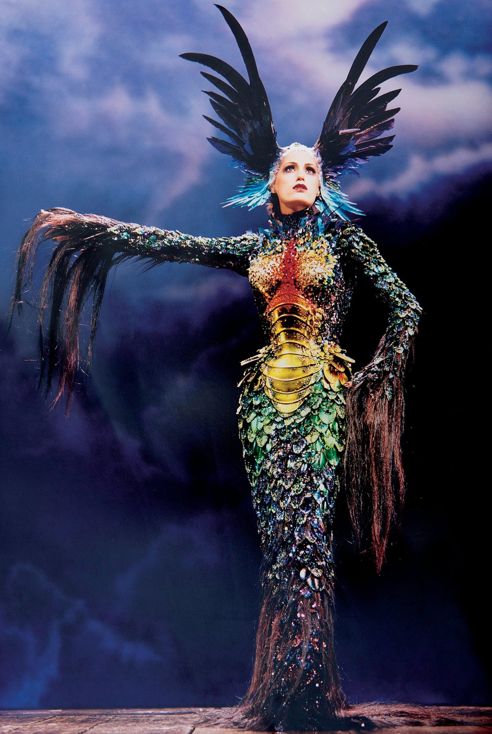 """""""Thierry Mugler: Couturissime"""" exhibition at Kunsthal Rotterdam"""