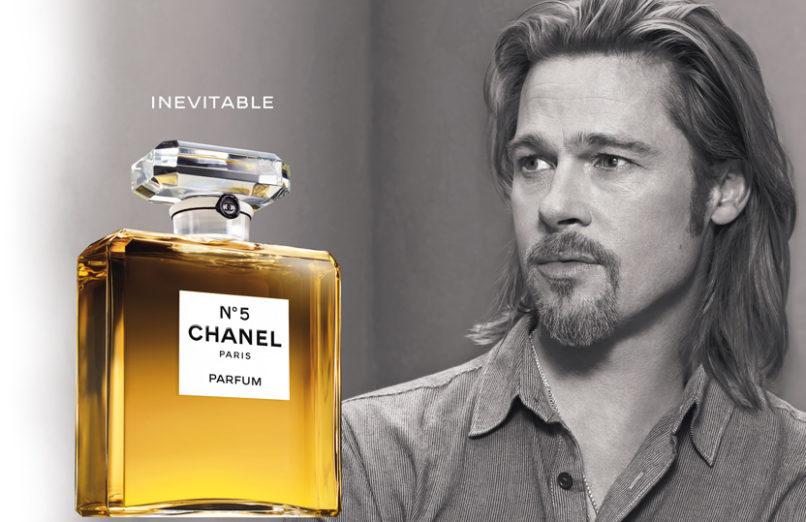 Chanel brad pitt