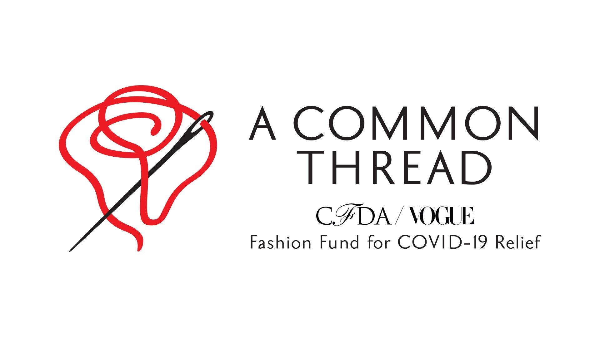 A Common Thread (Photo credit: CFDA)