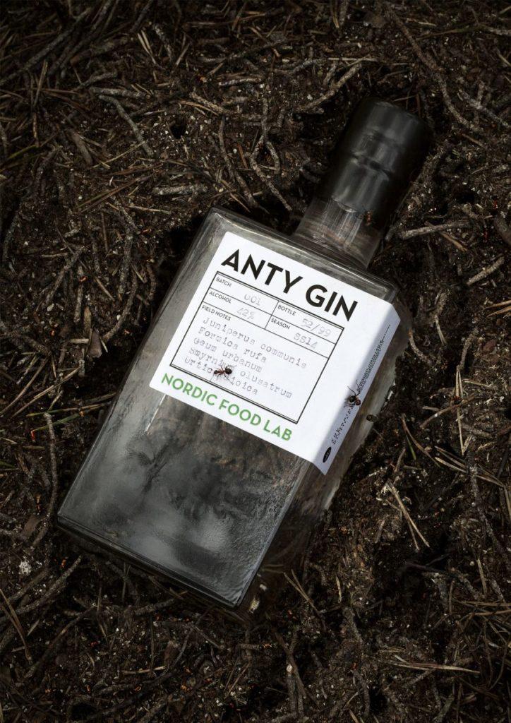The Cambridge Distillery ant gin