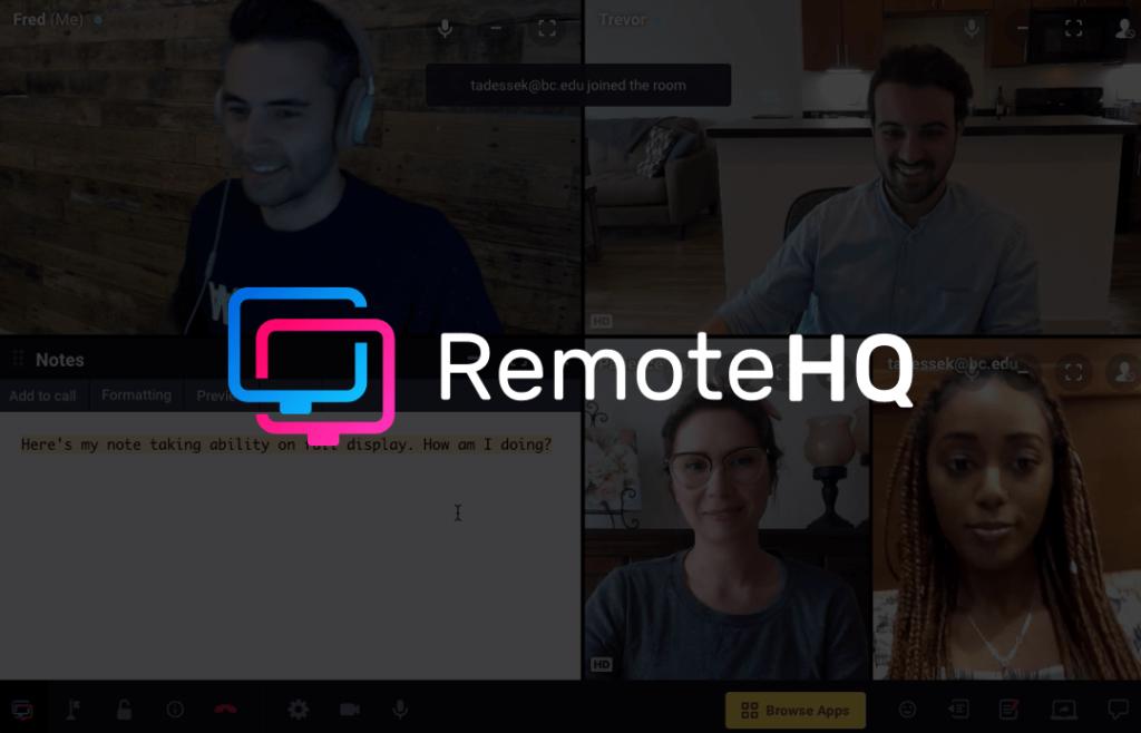 Remote HQ