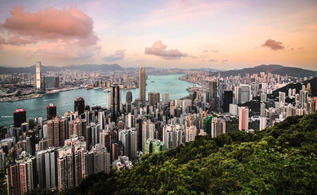 singapore-hong kong