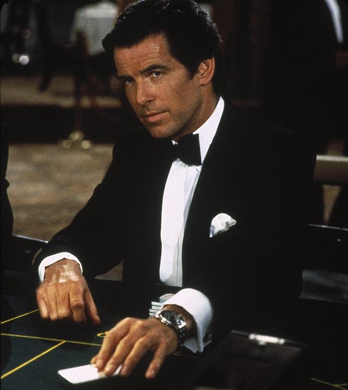 Pierce Brosnan James Bond Omega